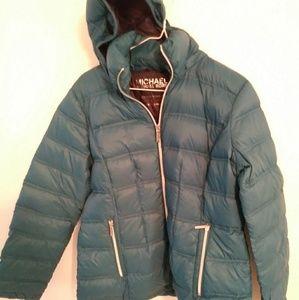 Michaels Kors Down filled packable coat